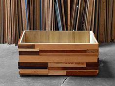 How To Build Your Own Rolling Chest - LivingGreenAndFrugally.com