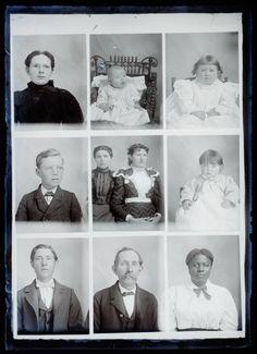 Hugh Mangum photographs:  N107. From Duke Digital Collections. Collection: Hugh Mangum Photographs