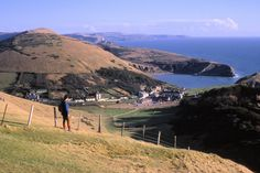 Lulworth Cove | File:Lulworth cove and village arp.jpg - Wikipedia, the free ...