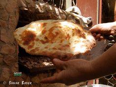 خبز من فلسطين