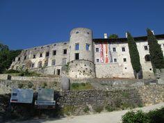 Štanjel castle - the Karst region - Slovenia