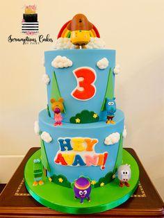 1st Birthday Cakes, Baby Birthday, Birthday Ideas, Digger Cake, Chocolate Hearts, Family Birthdays, Princess Party, Cake Designs, Cake Ideas