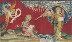 La tenture de l'Apocalypse (ou les tapisseries de l'Apocalypse, ou encore l'Apocalypse d'Angers) est une représentation de l'Apocalypse de Jean réalisée à la fin du xive siècle. L'ensemble, initialement composé de sept pièces, dont six sont conservées, est exposé à Angers, dans le musée de la Tapisserie de l'Apocalypse situé dans une très longue galerie du château d'Angers.