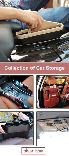 [ Collection ] Ideas for Car Storage#newchic#newchichome#storage#organization