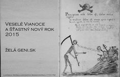 old parish document from Slovakia