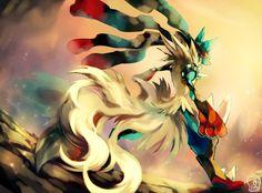 Pokemon : MegaLucario by Sa-Dui on deviantART