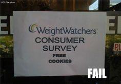 Weight Watchers Fail