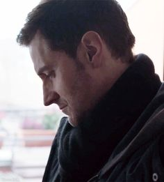 Adorable smile :) - RA as Daniel Miller, Berlin Station S1 (gif)
