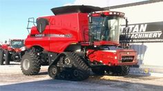 Titan Outlet Store - Case IH 9120  This combine is amazing. I've actually gotten to sit in one, instant love.