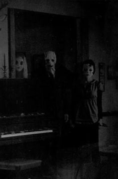 The Strangers - Scariest movie ever because it's so random and could happen anywhere!!!