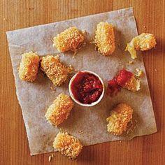 Baked Mozzarella Bites | MyRecipes.com