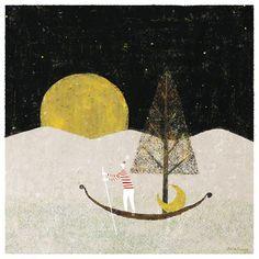 (c)Akira Kusaka, illustration