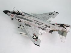"F-4 J PHANTOM II ""SHOW TIME 100"" - Karopka.ru - bench models, military miniatures"