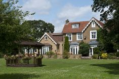 The Old Rectory. Dunton, Essex - Situated in four acres of rolling Essex countryside and beautiful landscaped gardens