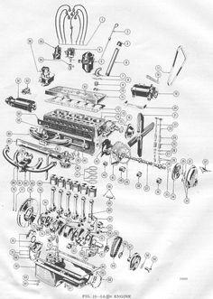 Honda Accord    Engine       Diagram         Diagrams        Engine       parts    layouts  CB7Tuner Forums   Gender   Honda
