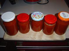 Šípková marmeláda detailní postup