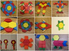 pattern blocks (space)