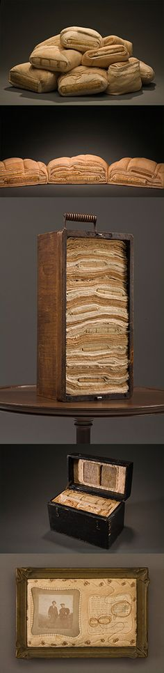 Jody Alexander's marvelous book art sculpture forms.  She will be teaching a workshop in the Blue Ridge Smoky Mountains in WNC at Cullowhee Mountain ARTS summer 2013. http://www.cullowheemountainarts.org/week-2-june-23-28/jody-alexander-the-stitcherly-book#sthash.dxa5EVk7.dpbs