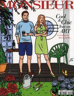 N° 94 - mai/juin 2012 Body Action, Ligne Claire, Poster Design Inspiration, Art Graphique, Comic Books Art, Book Art, Gentleman Style, Comic Artist, Illustrator