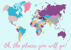3 questions to ask yourself when shopping for graduation gifts! Graduation Gifts, Personalized Gifts, Canvas Prints, Map, Embroidery, This Or That Questions, Blog, Shopping, Graduation Presents