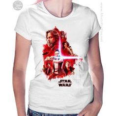 The Last Jedi Womens T-Shirt