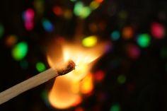 Verbrennungen tun höllisch weh und sollten sofort mit kaltem Wasser gekühlt werden.