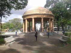 Templo de La Música. Parque Morazan