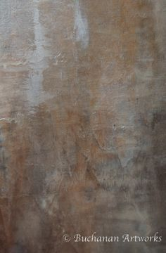 Rusty Gate I with champagne accent colors. This finish looks textured but is smooth as silk on your walls! Faux Painting Walls, Painted Walls, Stencil Painting, Faux Finishes For Walls, Background Ideas, Paint Techniques, Wall Treatments, Room Paint, Diy Stuff