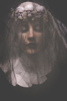 "Dark Beauty ""Best of the Best"" Photo Contest// Mater Mortis Fabio Interra Il Fabiuz"
