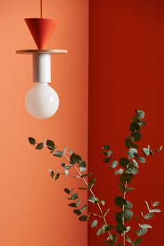 Pricing incl. VAT, excl. shipping  The Junit light is a modular pendant lamp that consists of eight different  elements. The units are turned from high-quality ash wood and painted in a  german workshop, not far from our own studio. The elements of the Junit  series come in a natural, clear fin