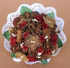 Christmas Wreaths, Spices, Decorations, Holiday Decor, Home Decor, Homemade, Birthday, Flowers, Gifts