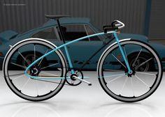 Porsche Design Challenge - Bike
