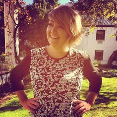 Ah! The wonderfully warm, smiley & talented @kepeena! This is Corli. A Social Media Strategist turned Creative Group Head. She loves gardening, cross-stitching and running outdoors. She also just bought a house! What a grown-up!