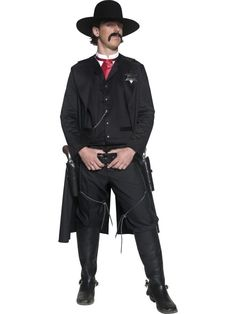 Mens Wild West Cowboys Indians Fancy Dress Costume | eBay