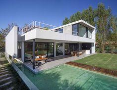 Casa Tana / Estudio Pka (Ignacio Pessagno & Lilian Kandus)