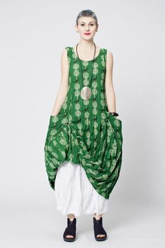 Платье N / S Fab в Тори Карнаби