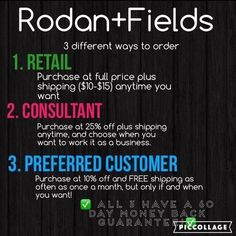 Founded in Rodan + Fields® Dermatologists is a skincare company committed to changing skin and changing lives with targeted skincare products, including anti aging skincare treatment and more. Rodan Fields Skin Care, My Rodan And Fields, Rodan And Fields Business, Best Anti Aging, Anti Aging Cream, Anti Aging Skin Care, Roden And Fields, Field Marketing, Marketing Ideas