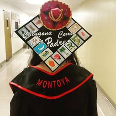 Every year, we marvel at the creativity of graduates who customize their caps. We've seen DIY ideas that feature inspiring quotes and even ones that proclaim College Graduation Photos, Nursing School Graduation, Graduation Diy, Graduation Pictures, Graduation Cap Designs, Graduation Cap Decoration, Graduation Photography, Cap Decorations, Cap And Gown