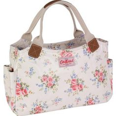 Pinny Flowers Day Bag