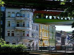 Schwebebahn Wuppertal