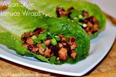 Asian Style Lettuce Wraps {Copycat PF Chang's}