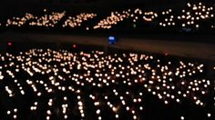 First Baptist Concord's candlelight service 2012