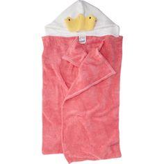 Yikes Twins Princess Hooded Towel at Barneys.com