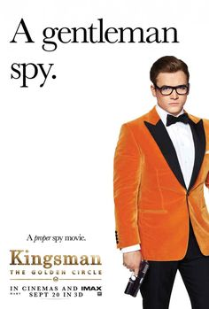 Kingsman: The Golden Circle - Posters