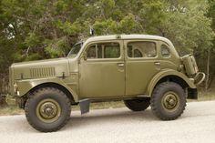 1956 Volvo TP-21 | Volvo TP 21 Sugga Swedish Military 4WD 1956 12D8M13390247918jpeg
