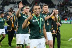 Greatest Springboks generation bow out with bronze, while Argentina look ahead to golden future