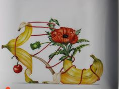 Peinture sur porcelaine - Peinture sur porcelaine, peinture sur verre, fusing, cours, atelier Flower Shoes, Flower Art, Art Floral, Drawing Sketches, Drawings, Sketching, Mary Engelbreit, Painted Shoes, Crazy Shoes