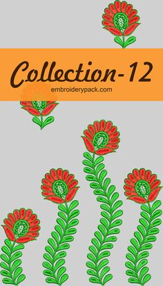 Phulkari Pants, Textile Patterns, Textiles, Morning Flowers, Free Downloads, Blouse Designs, Free Design, Machine Embroidery, Embroidery Designs
