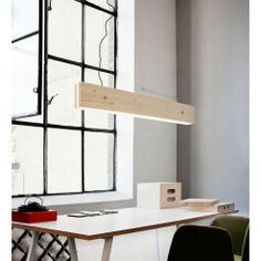 Northern Lighting LED Plank Lampe