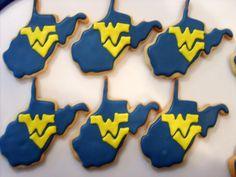WVU Cookies! — Cookies!